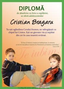DIPLOMA CRISTIAN