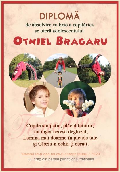 Diploma Otniel